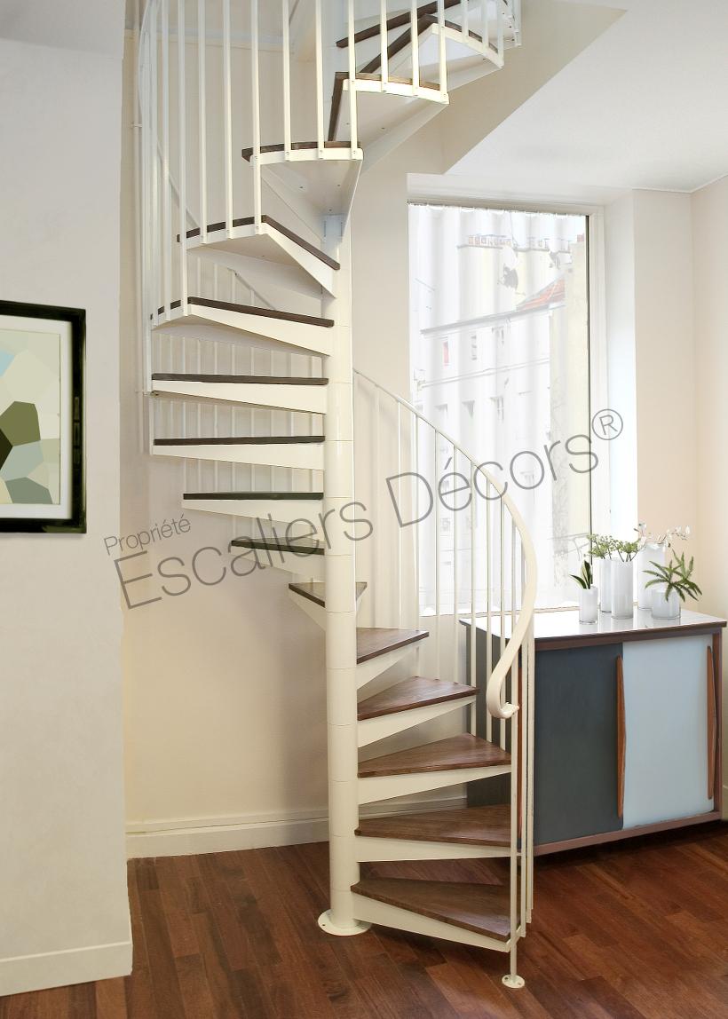 Escalier colimaçon classique - Escaliers Décors®