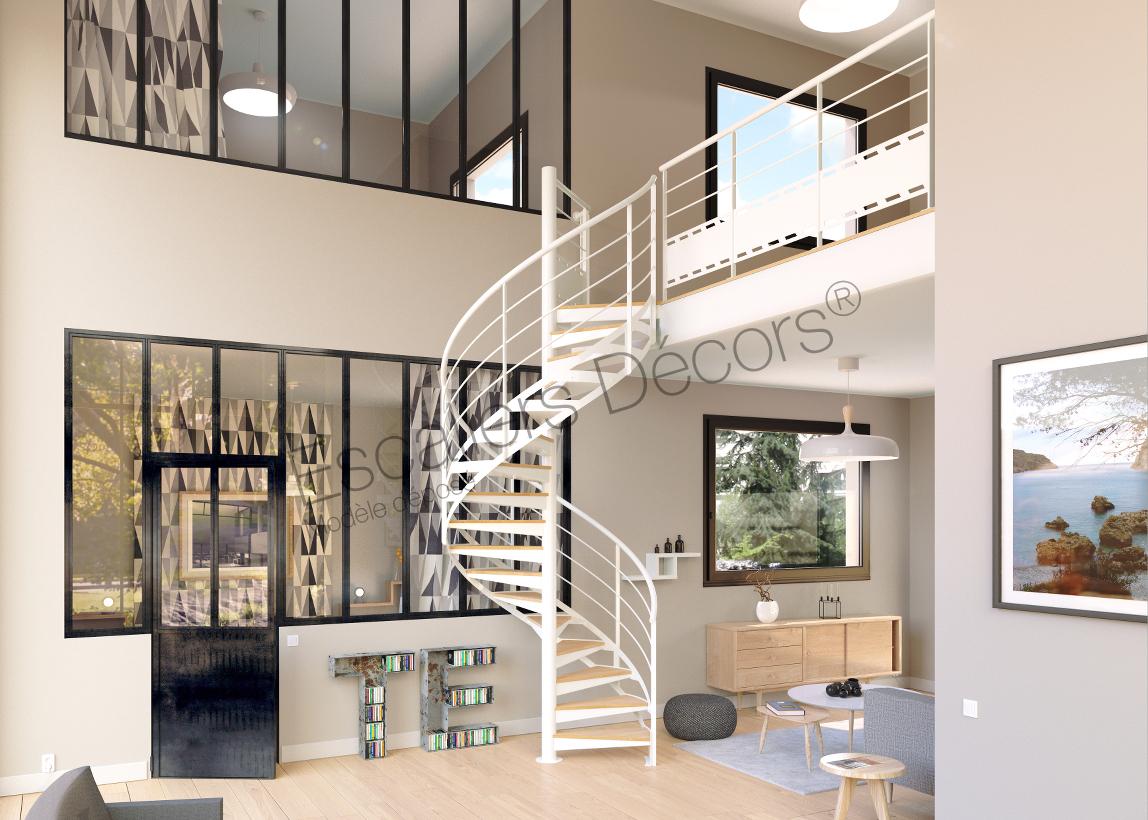 escalier colima on prix. Black Bedroom Furniture Sets. Home Design Ideas