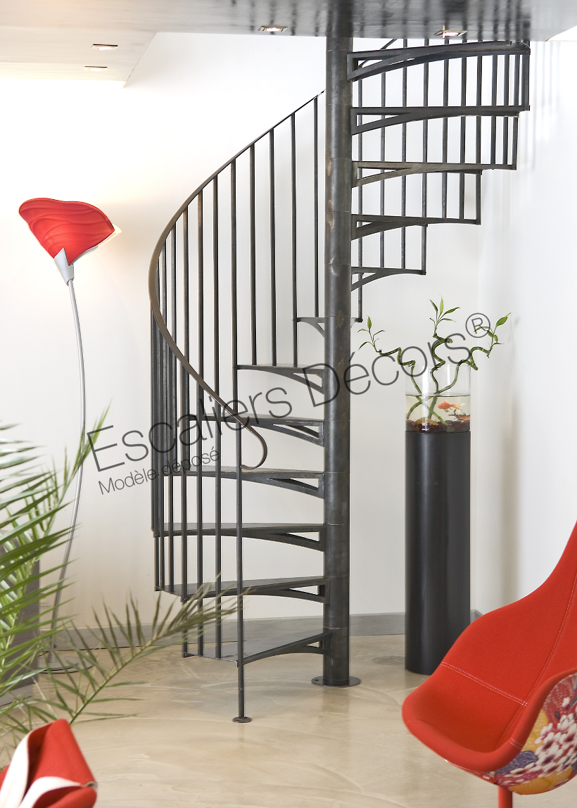 escalier colima on en kit style atelier escaliers d cors. Black Bedroom Furniture Sets. Home Design Ideas