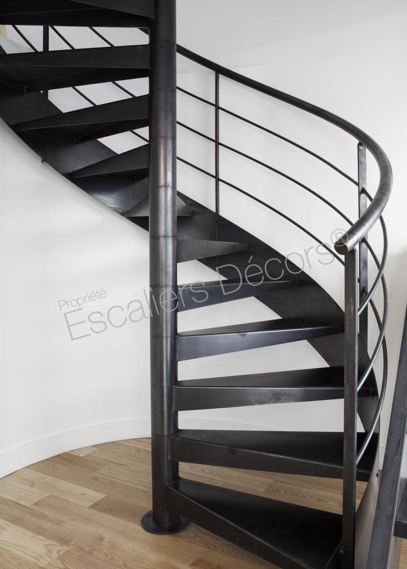 Escalier Colimacon Contemporain Escaliers Decors