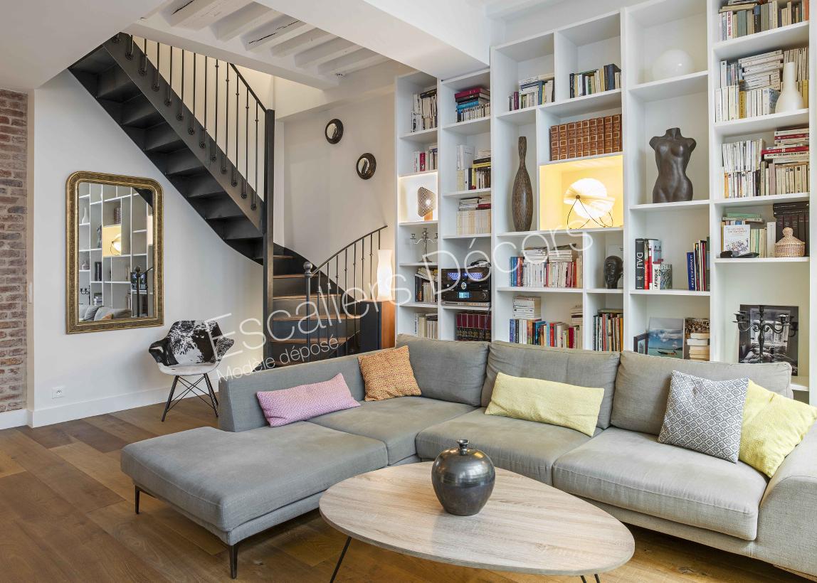 actualit s escaliers d cors. Black Bedroom Furniture Sets. Home Design Ideas