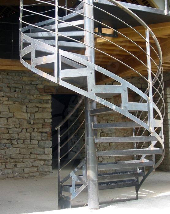 escalier en beton exterieur affordable escalier carrelage la roche sur yon pose escalier droit. Black Bedroom Furniture Sets. Home Design Ideas