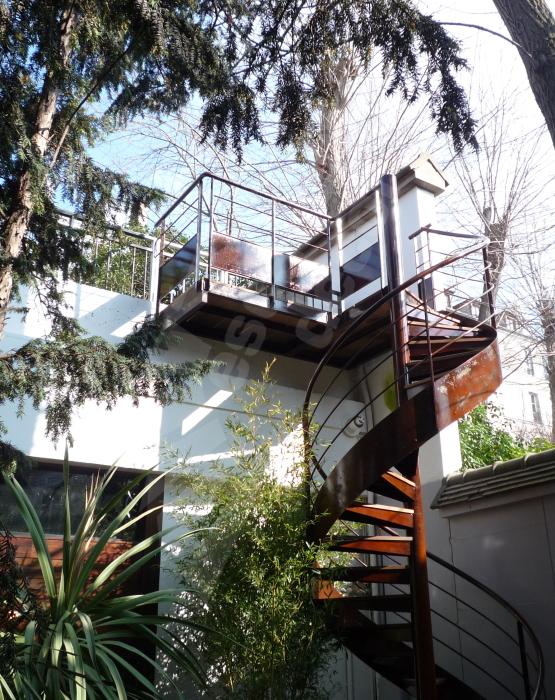 Escalier Extrieur  Escaliers Dcors