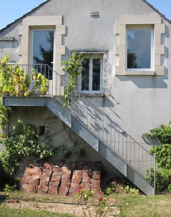 Escalier Exterieur Escaliers Decors