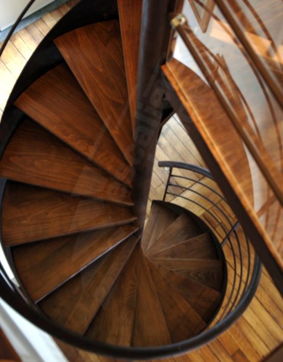 escalier symphonie luxe