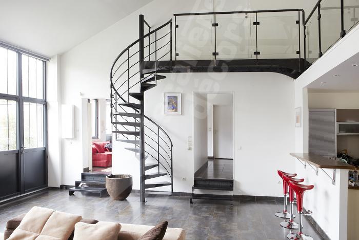 Passerelle et palier - Escaliers Décors®