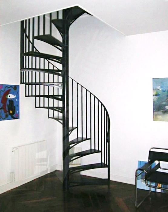 escalier helicoidal kit