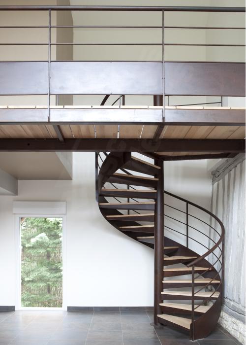 escalier semi helicoidal free escalier semi hlicodal treppen cm escalier colimaon de escalier. Black Bedroom Furniture Sets. Home Design Ideas