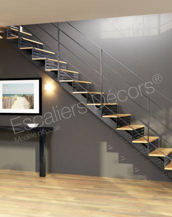 Escalier Collection Graphique - Escaliers Décors®