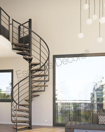 escalier colima on en kit style loft escaliers d cors. Black Bedroom Furniture Sets. Home Design Ideas