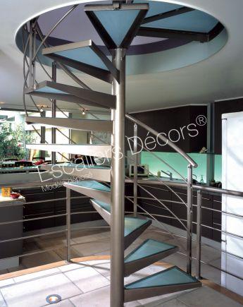 Escalier Helicoidal Escaliers Decors