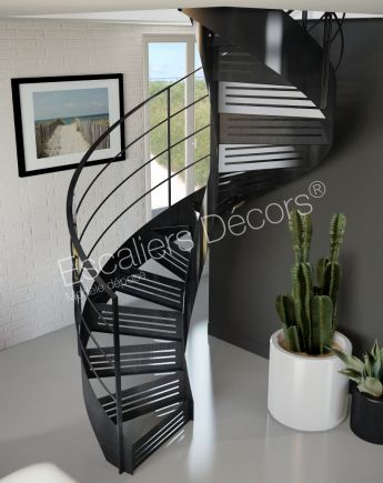 escalier collection graphique escaliers d cors. Black Bedroom Furniture Sets. Home Design Ideas