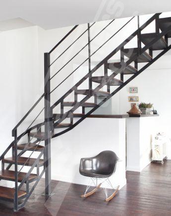 Escalier 1/4 Tournant - Escaliers Décors®