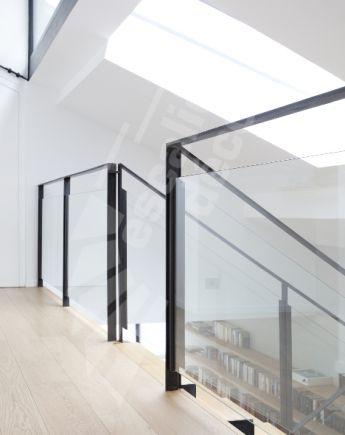 escalier 2 quart tournant avec palier fabulous escalier. Black Bedroom Furniture Sets. Home Design Ideas